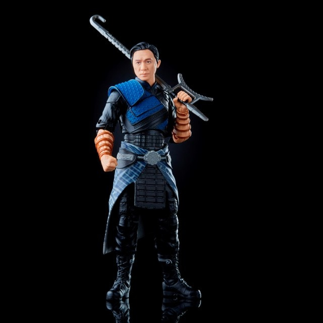 Wenwu: Shang-Chi And Legend Of The Ten Rings: Marvel Legends Series Action Figure - 3