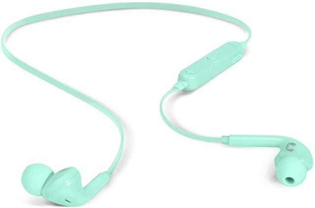 Fresh N Rebel Vibe Wireless Peppermint Bluetooth Earphones - 3