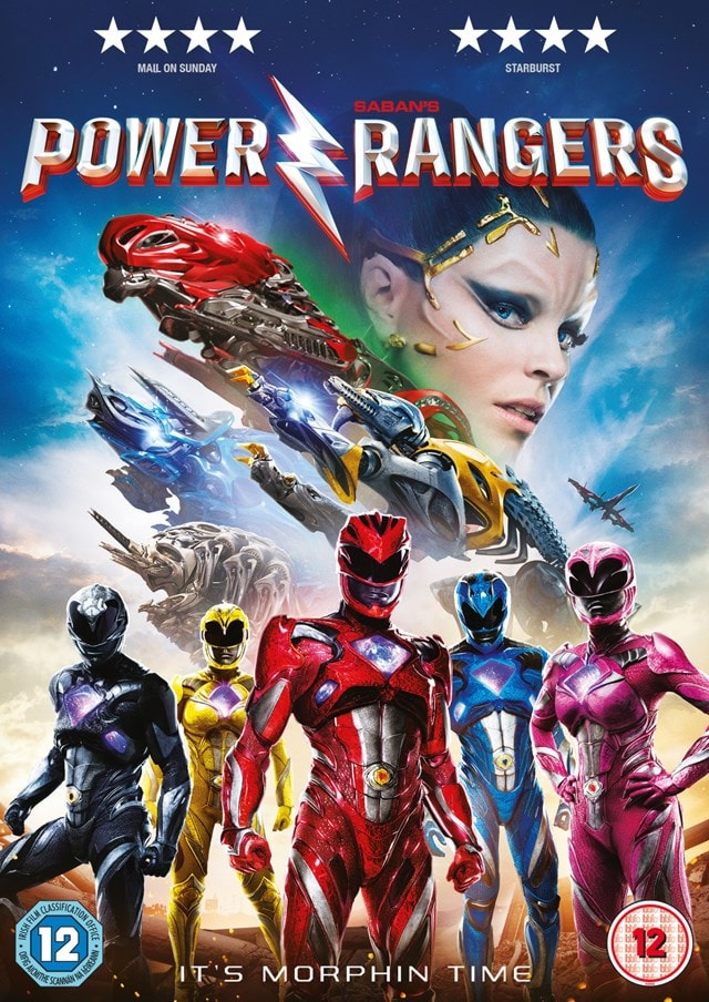 Power Rangers - 1