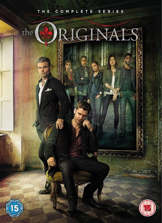 The Originals: The Complete Series - 1