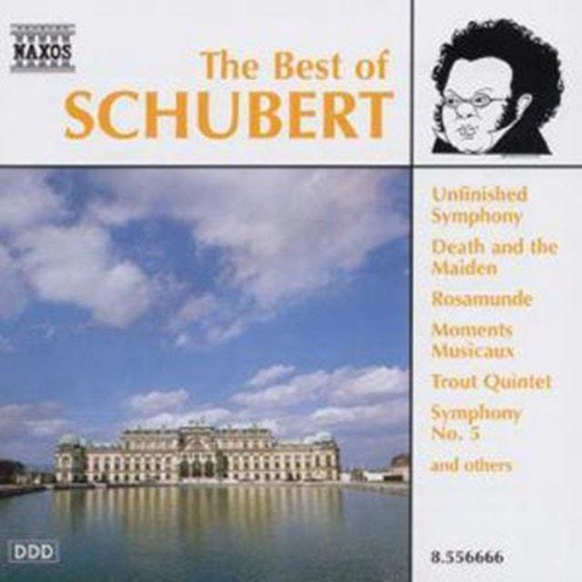 The Best of Schubert - 1