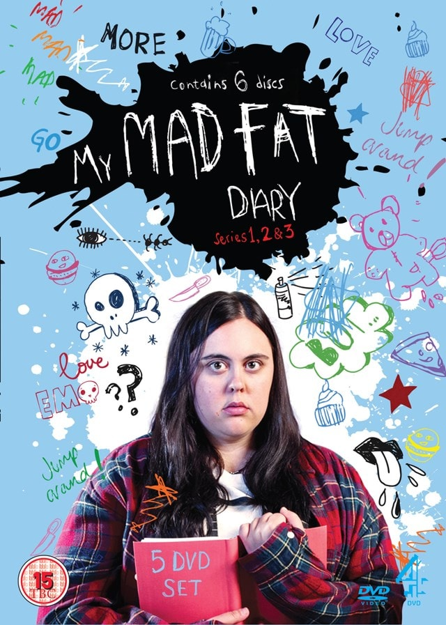 My Mad Fat Diary: Series 1-3 - 1