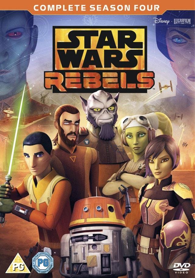 Star Wars Rebels: Complete Season 4 - 1