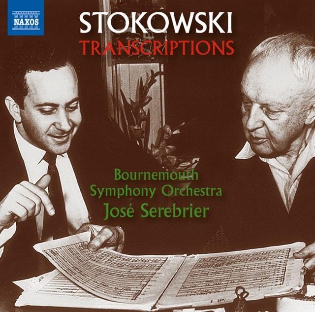 Stokowski: Transcriptions - 1