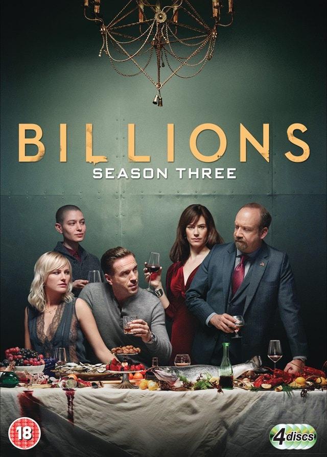 Billions: Season Three - 1