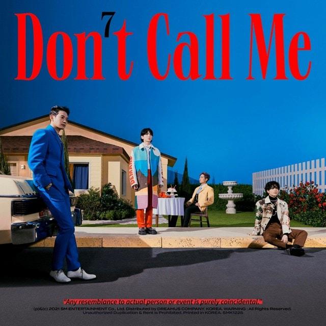 Don't Call Me - The 7th Album: Jewel Case Version - 1