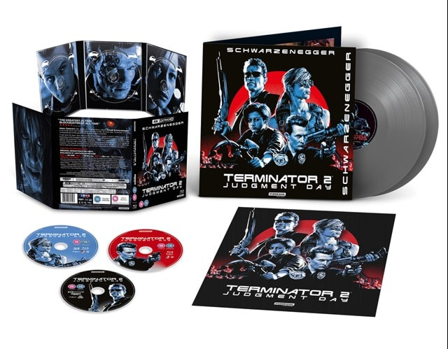 Terminator 2 - Judgment Day 30th Anniversary Limited Edition 4K Ultra HD Vinyl Edition - 1