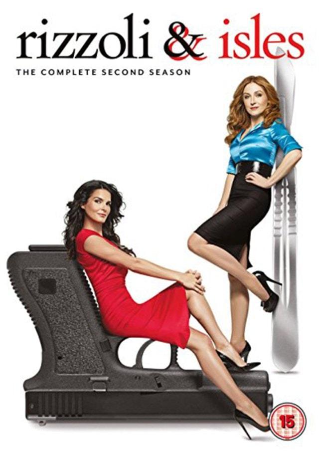Rizzoli & Isles: The Complete Second Season - 1