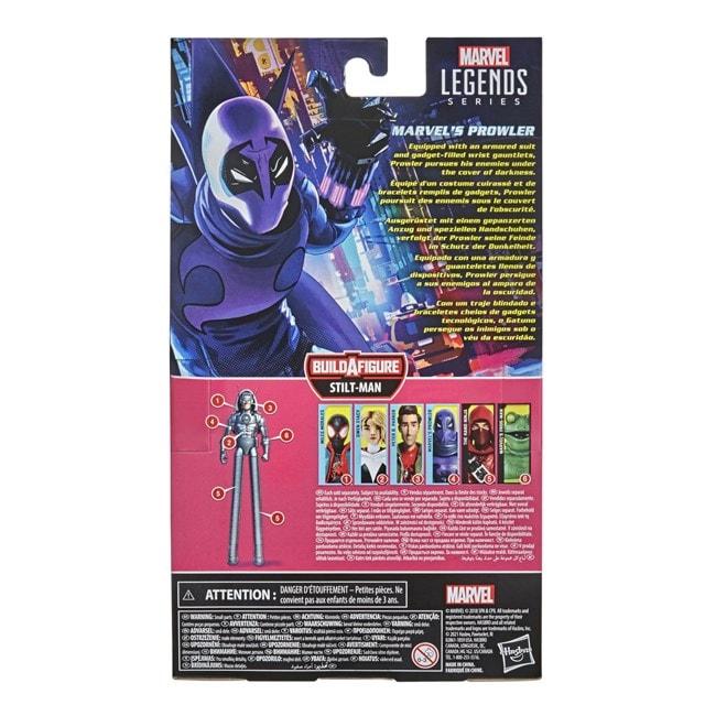 Prowler: Spider-Man: Into The Spider-Verse Marvel Legends Action Figure - 5