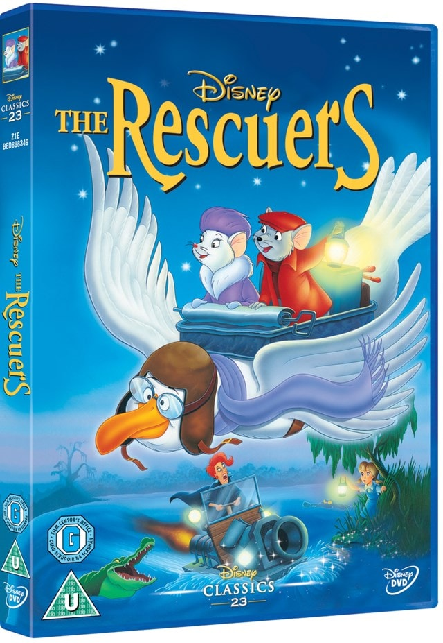 The Rescuers - 4