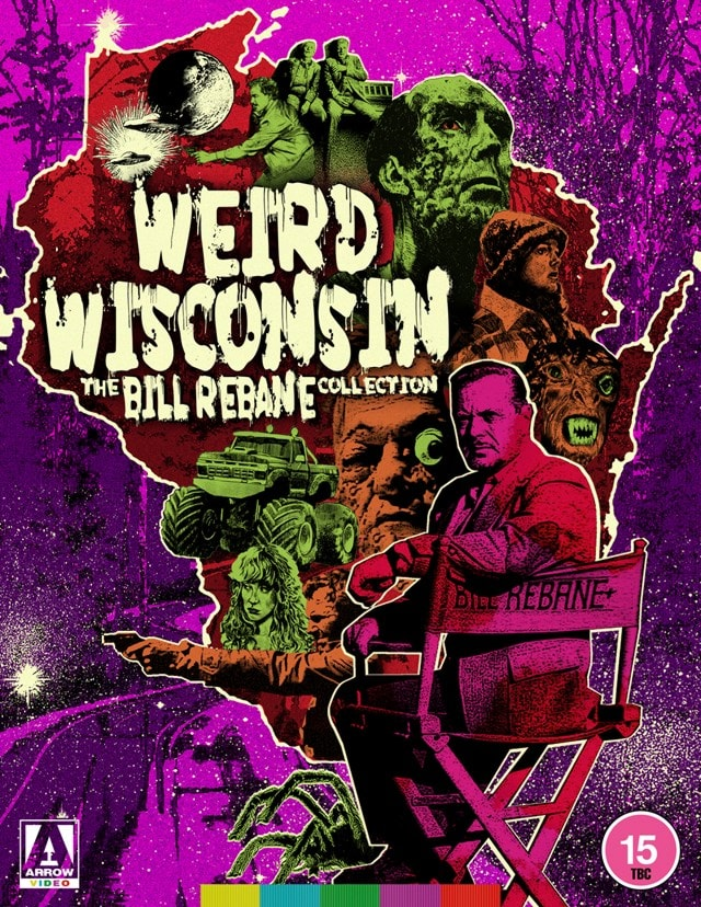 Weird Wisconsin: The Bill Rebane Collection - 1