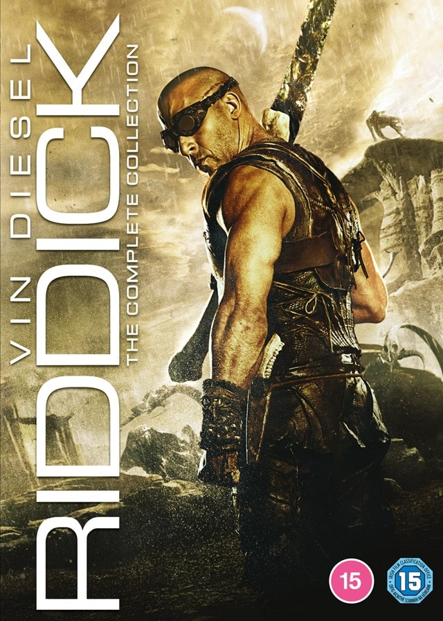 Riddick: The Complete Collection - 1