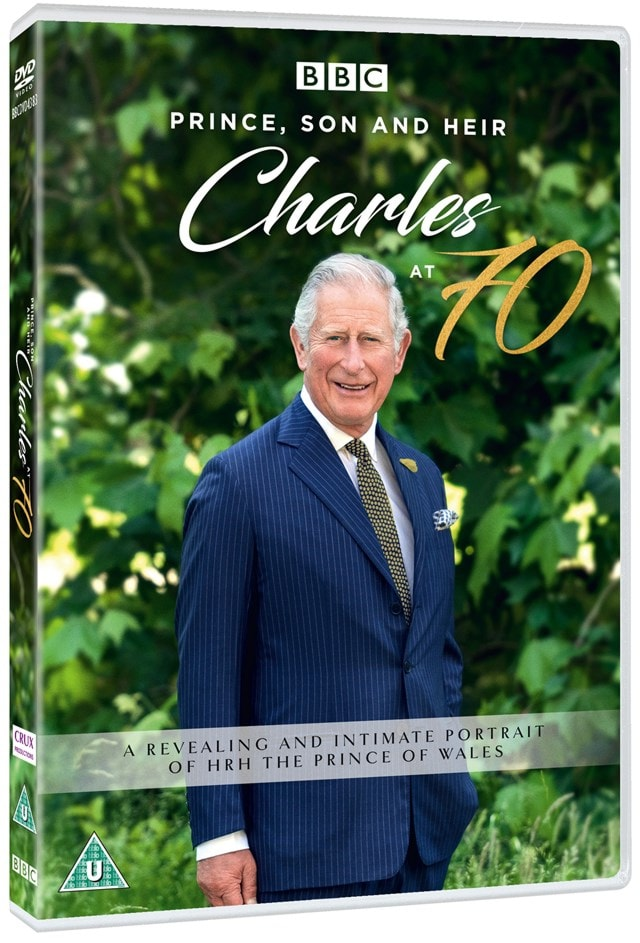 Prince, Son and Heir - Charles at 70 - 2