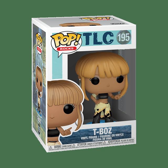 T-Boz (195) TLC Pop Vinyl (w/Chase) - 2