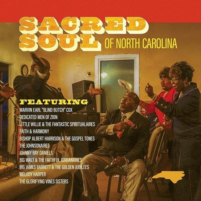Sacred Soul of North Carolina - 1