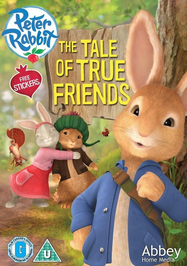 Peter Rabbit: The Tale of True Friends - 1