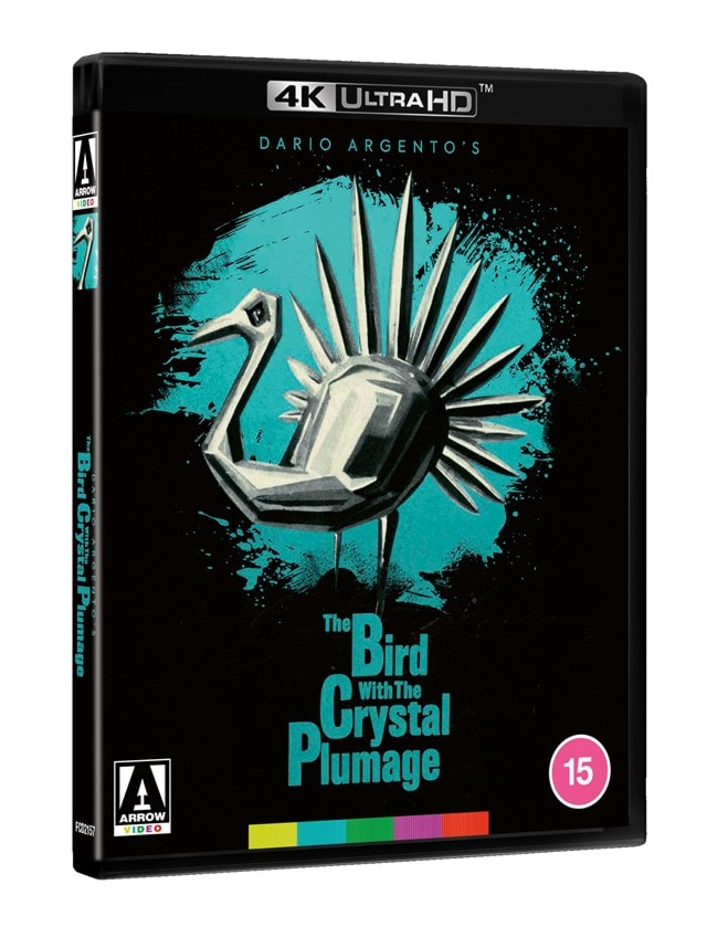 The Bird With the Crystal Plumage Limited Collector's Edition - 3