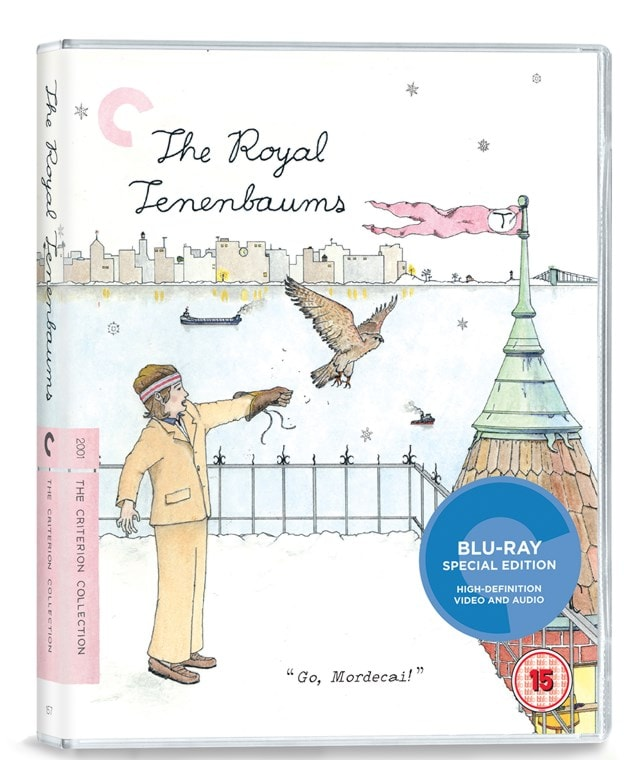 The Royal Tenenbaums - The Criterion Collection - 2