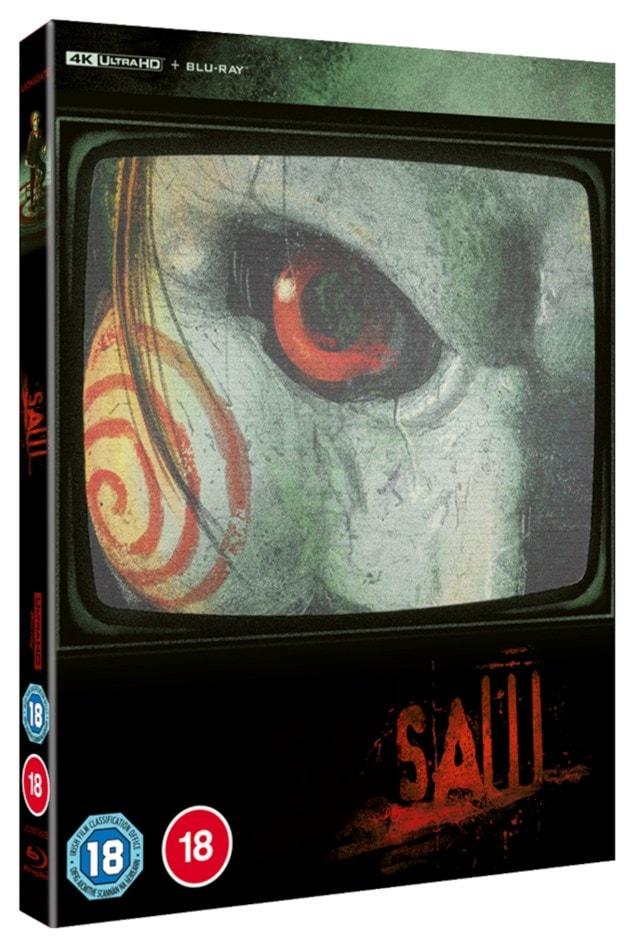 Saw Limited Edition 4K Ultra HD Steelbook - 3