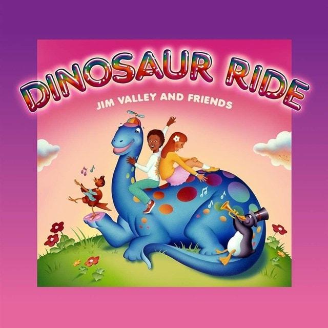 Dinosaur Ride - 1