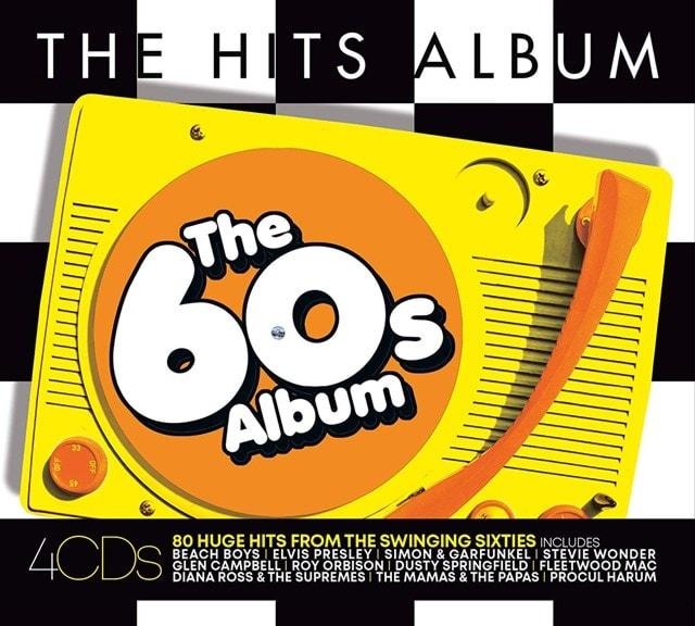 The Hits Album: The 60s Album - 1