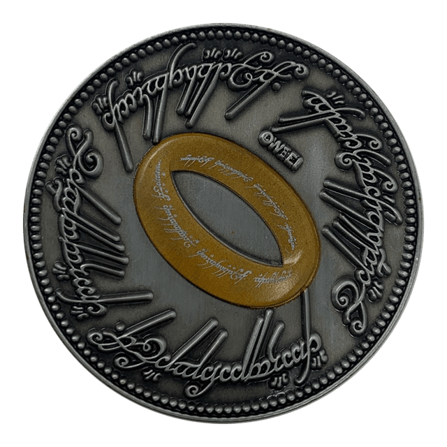 The Lord of the Rings: Gollum Limited Edition Coin - 3
