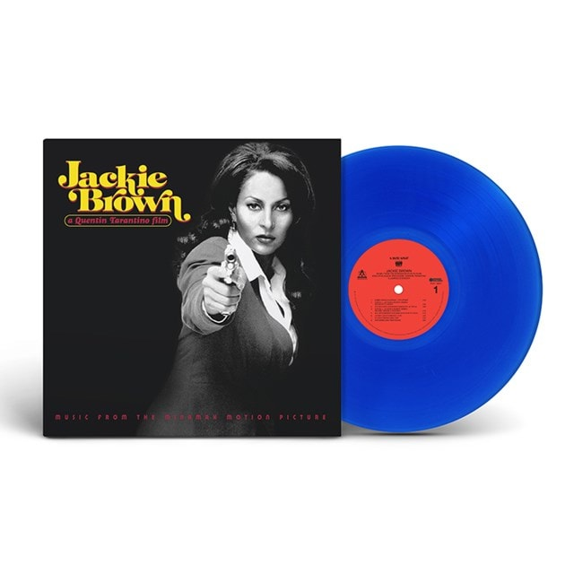 Jackie Brown Limited Edition Coloured Vinyl - 1