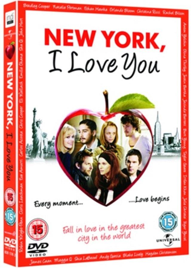 New York, I Love You - 1