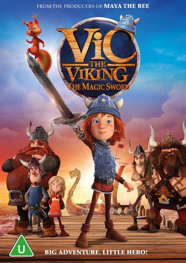 Vic the Viking - The Magic Sword - 1