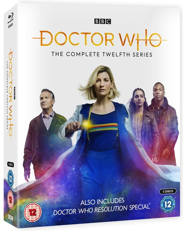 Doctor Who: The Complete Twelfth Series - 2