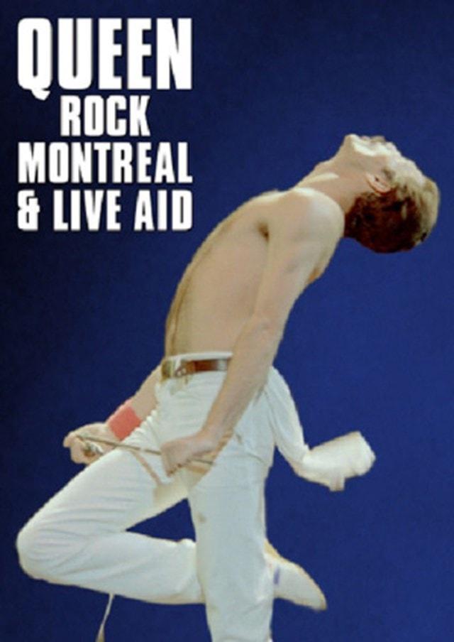 Queen: Rock Montreal/Live Aid - 1