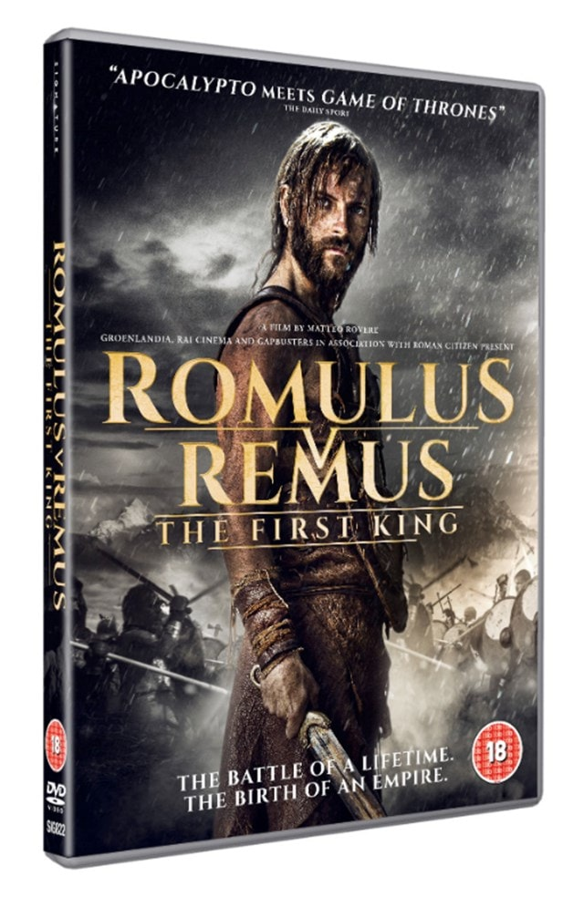 Romulus Vs. Remus - The First King - 2
