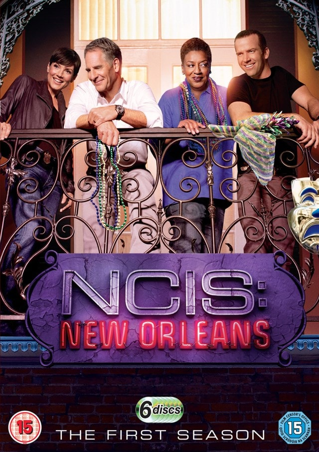 NCIS New Orleans: The First Season - 1