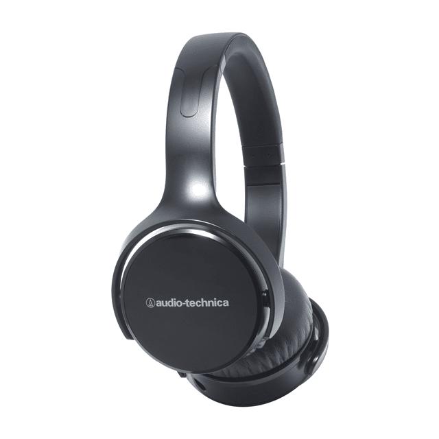 Audio Technica ATH-OX5 Sonic Fuel Premium Black On-Ear Headphones - 1