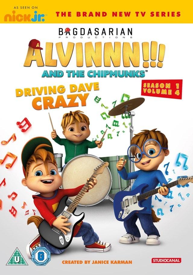 ALVINNN!!! And the Chipmunks: Season 1 Volume 4 - Driving Dave... - 1