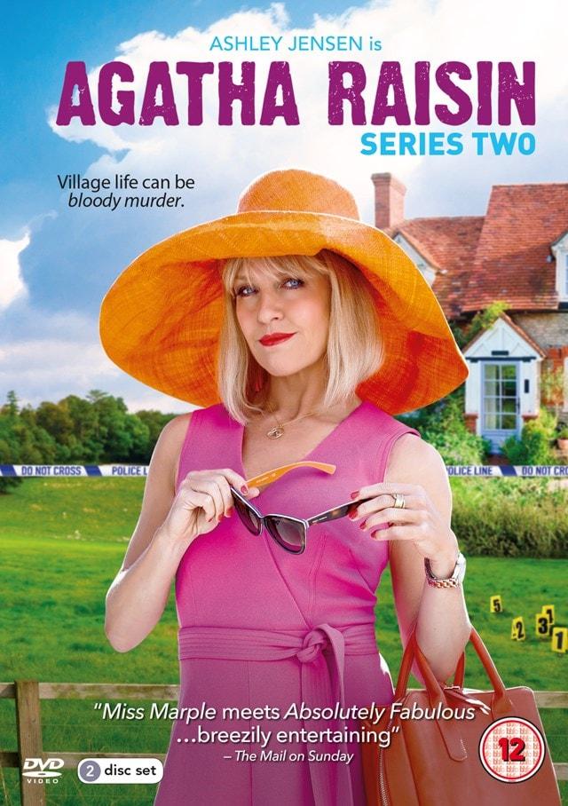 Agatha Raisin: Series Two - 1