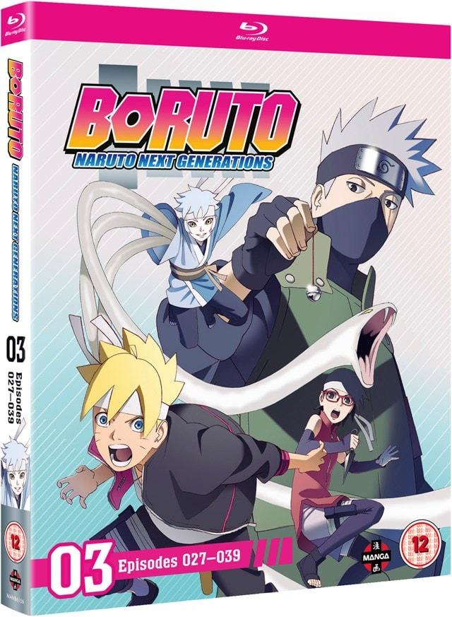 Boruto - Naruto Next Generations: Set 3 - 2