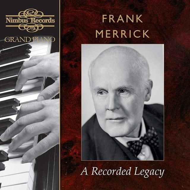 Frank Merrick: A Recorded Legacy - 1