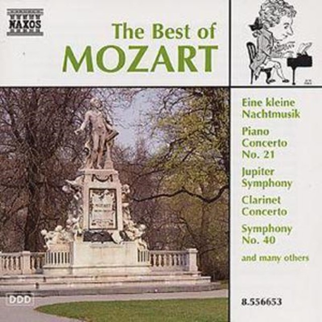 The Best of Mozart - 1