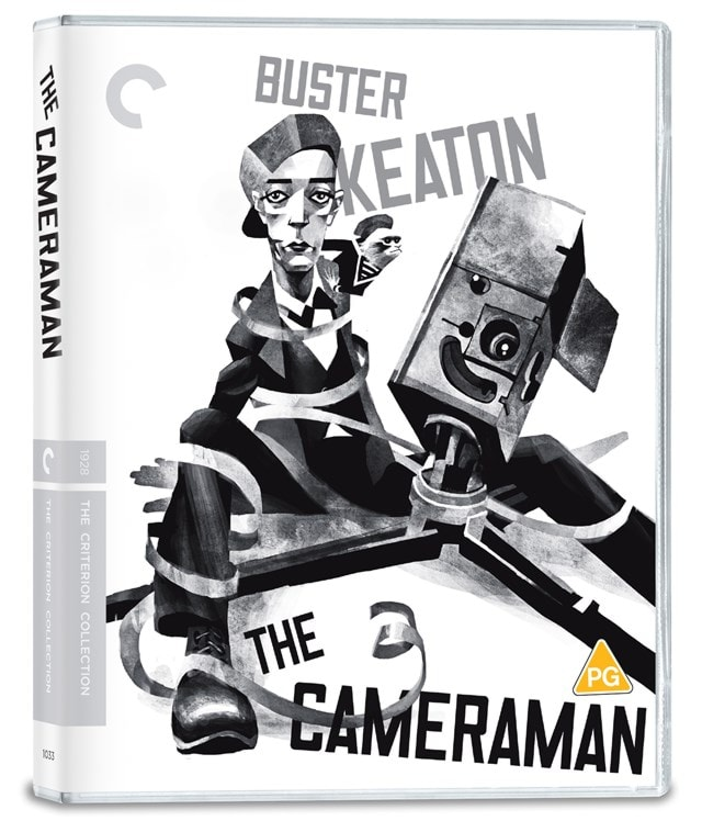 The Cameraman - The Criterion Collection - 2