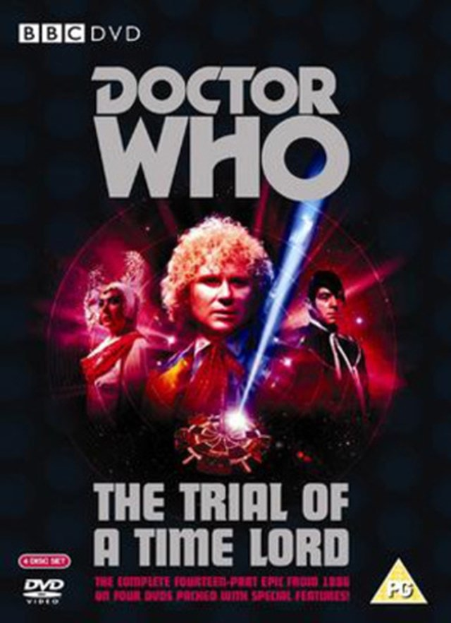 Doctor Who: The Trial of a Timelord - 1