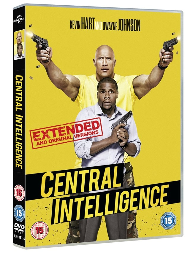 Central Intelligence - 2