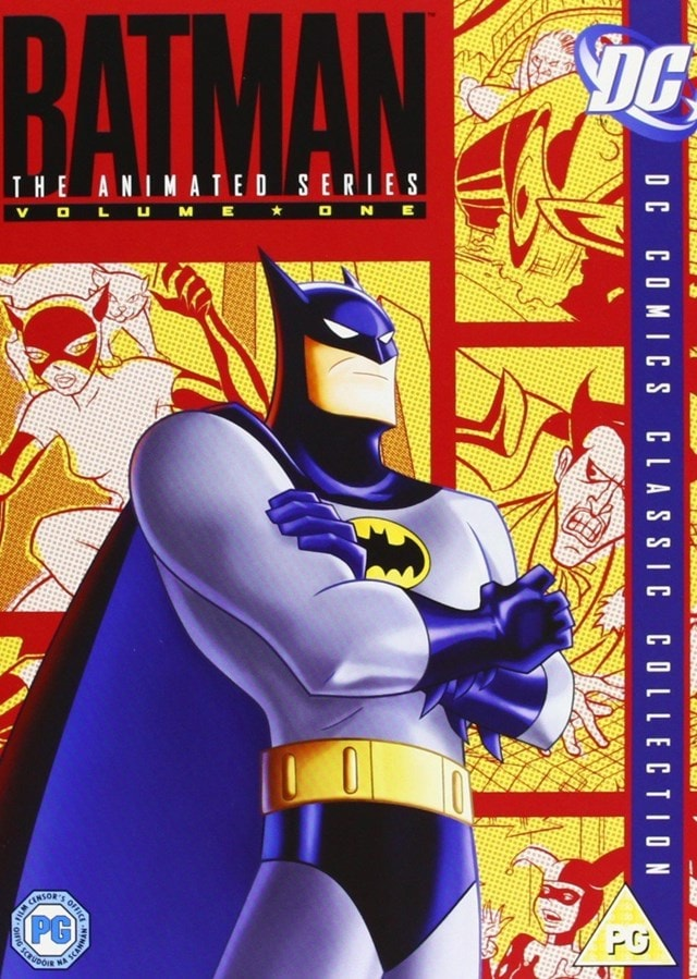 Batman: The Animated Series - Volume 1 - 1
