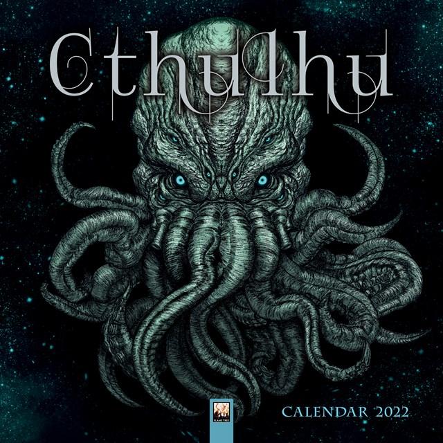 Cthulhu Square 2022 Calendar - 1