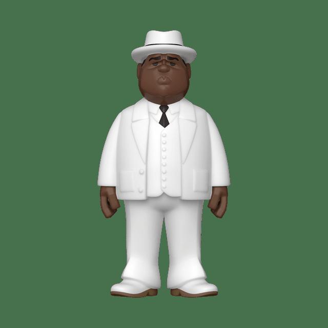 Biggie Smalls - White Suit: Funko Vinyl Gold 5'' - 1