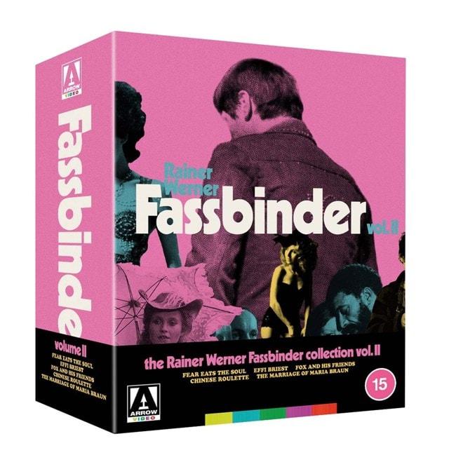 Rainer Werner Fassbinder Collection - Volume 2 - 2