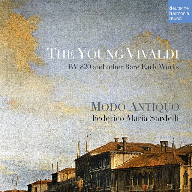 The Young Vivaldi: RV 820 and Other Rare Early Works - 1