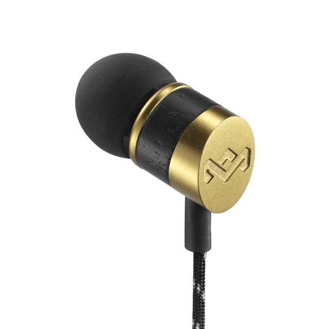 House Of Marley Uplift Grand Earphones W/Mic - 2