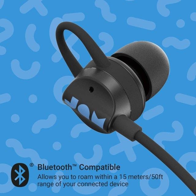 Jam Live Loose Black Bluetooth Earphones - 3
