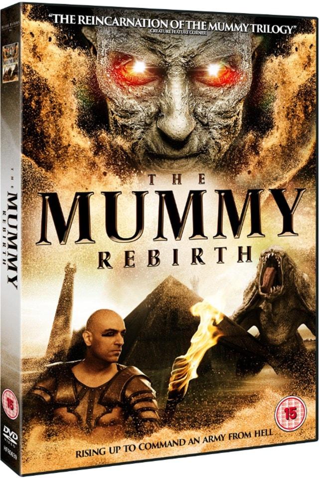 The Mummy Rebirth - 2
